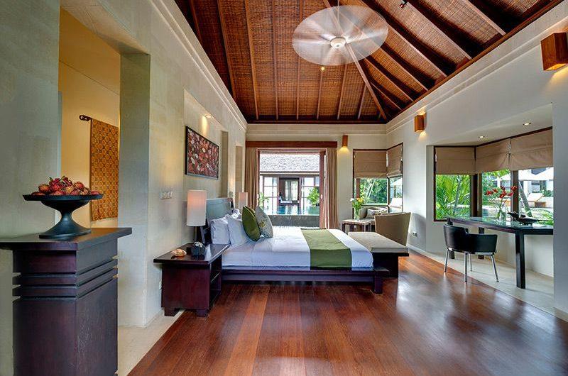 Villa Mandalay Bedroom with Study Table, Seseh   7 Bedroom Villas Bali