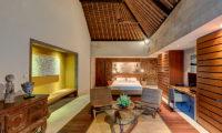 Villa Massilia Bedroom with Seating Area, Seminyak | 7 Bedroom Villas Bali