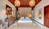 Villa Massilia Bedroom with Lamps, Seminyak | 7 Bedroom Villas Bali