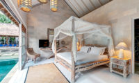 Villa Massilia Pool Side Bedroom, Seminyak | 7 Bedroom Villas Bali