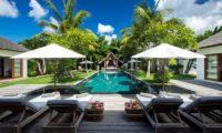 Villa Tiga Puluh Reclining Sun Loungers, Seminyak | 7 Bedroom Villas Bali