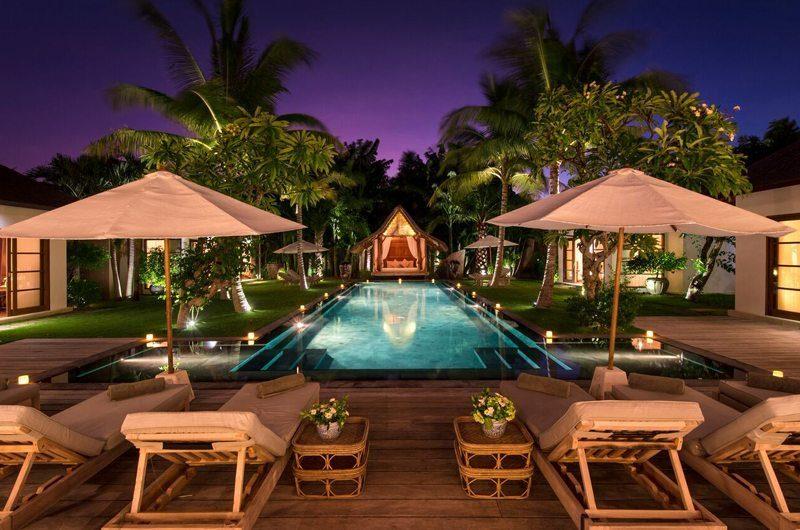 Villa Tiga Puluh Night View, Seminyak | 7 Bedroom Villas Bali