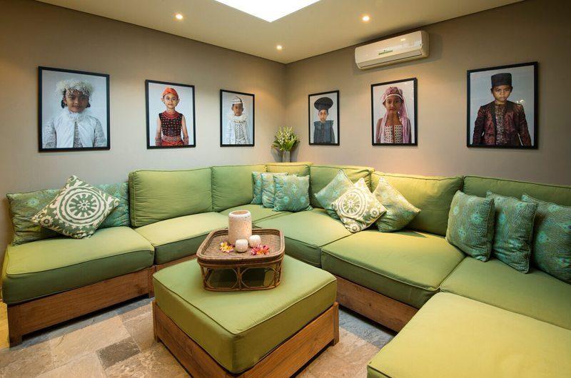 Villa Tiga Puluh Lounge Area, Seminyak | 7 Bedroom Villas Bali