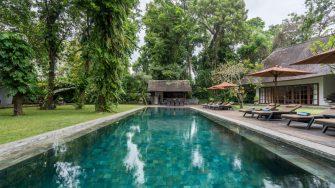 Villa Tirtadari Swimming Pool, Umalas | 7 Bedroom Villas Bali