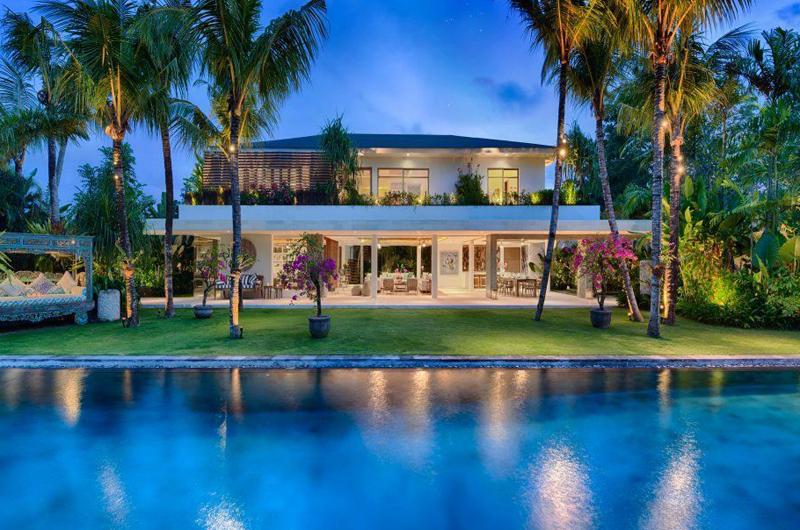 Villa Zambala Outdoor Area, Canggu | 7 Bedroom Villas Bali