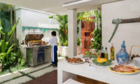 Villa Zambala Outdoor Barbecue, Canggu | 7 Bedroom Villas Bali