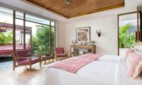 Villa Zambala Bedroom with Seating Area, Canggu | 7 Bedroom Villas Bali