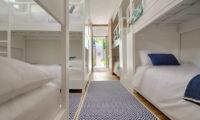 Villa Zambala Bunk Beds, Canggu | 7 Bedroom Villas Bali